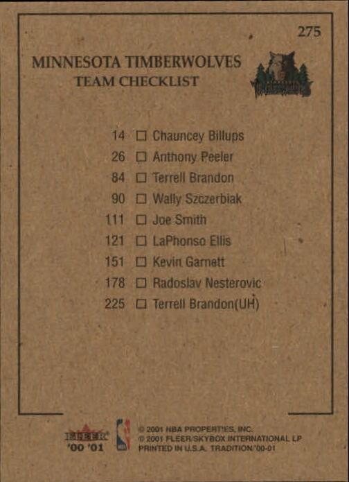 2000-01-Fleer-Basketball-Cards-Pick-From-List thumbnail 435