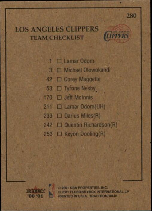 2000-01-Fleer-Basketball-Cards-Pick-From-List thumbnail 443