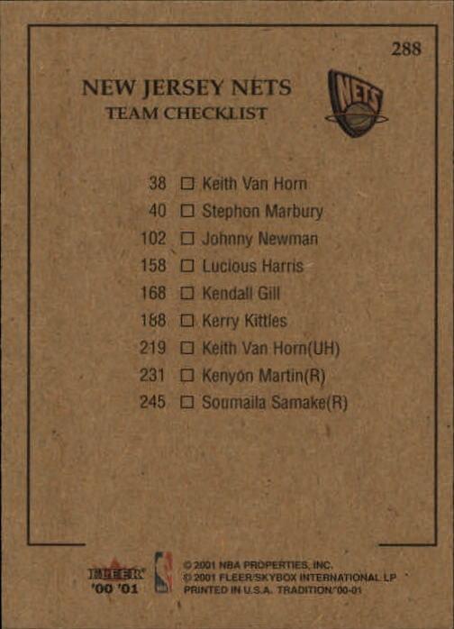 2000-01-Fleer-Basketball-Cards-Pick-From-List thumbnail 453