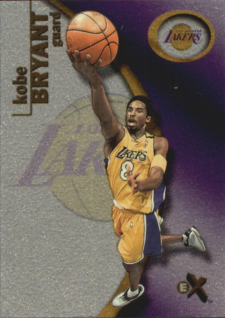 2000-01 E-X #39 Kobe Bryant