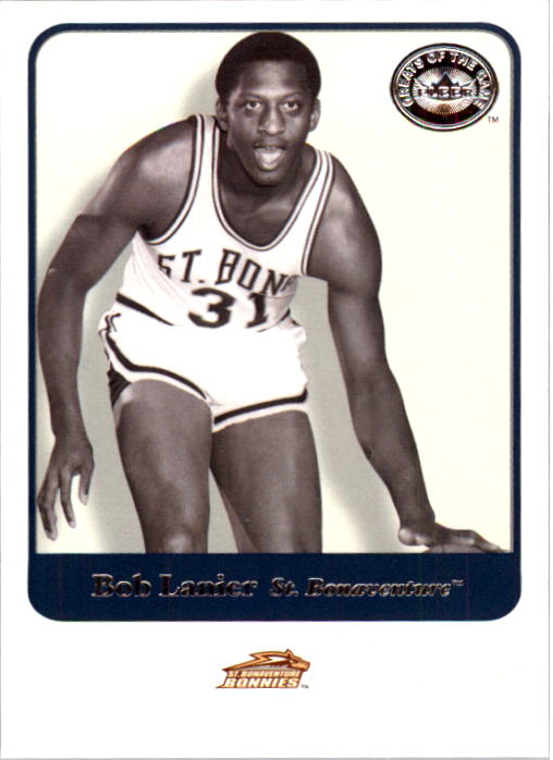 2001 Greats of the Game #7 Bob Lanier
