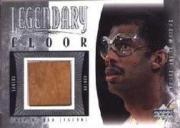 2001-02 Upper Deck Legends Legendary Floor #KAF Kareem Abdul-Jabbar