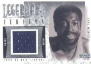 2001-02 Upper Deck Legends Legendary Jerseys #EMJ Earl Monroe