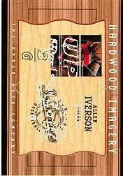 2001-02 Upper Deck Inspirations Hardwood Imagery #AL Allen Iverson