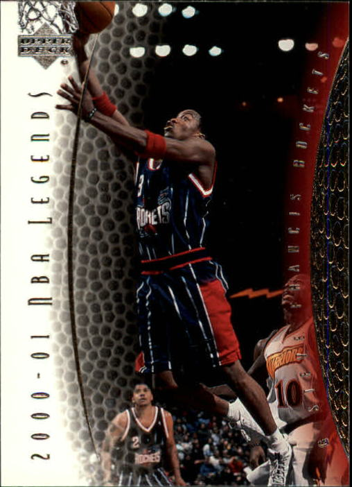 2001-02 Upper Deck Legends #4 Steve Francis