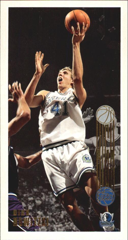 2001-02 Topps High Topps #6 Dirk Nowitzki