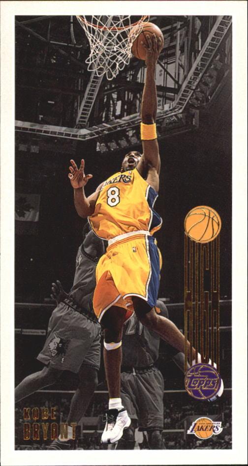 2001-02 Topps High Topps #60 Kobe Bryant