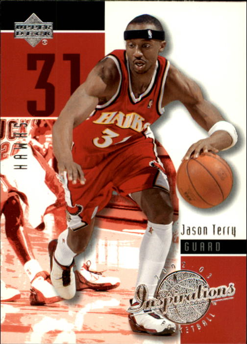 2002-03 Upper Deck Inspirations #2 Jason Terry