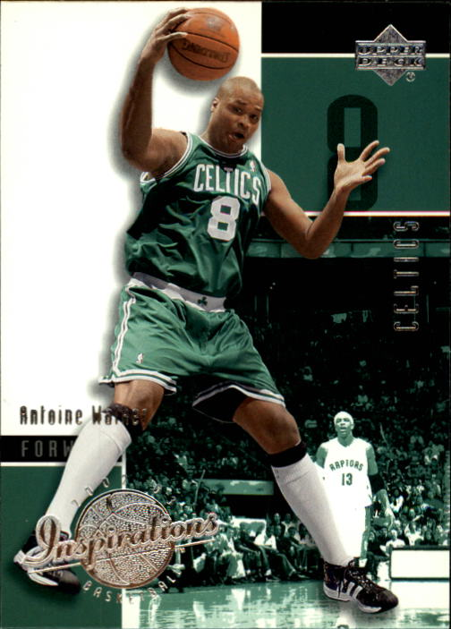 2002-03 Upper Deck Inspirations #5 Antoine Walker