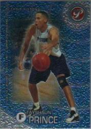 2002-03 Topps Pristine #117 Tayshaun Prince C RC