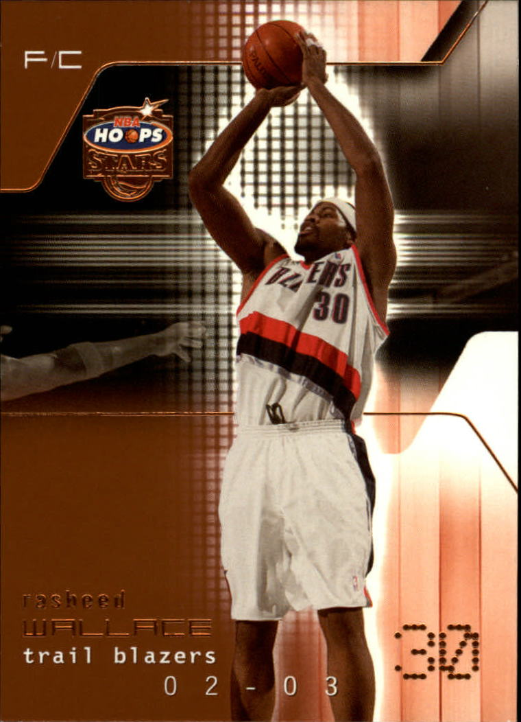 2002-03 Hoops Stars Five-Star #29 Troy Hudson