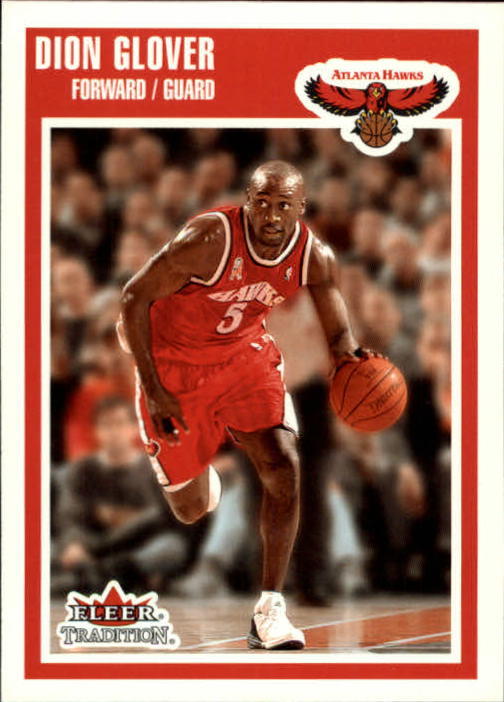 2002-03 Fleer Tradition #2 Dion Glover