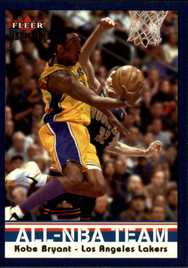 2002-03 Fleer Premium #5 Kobe Bryant