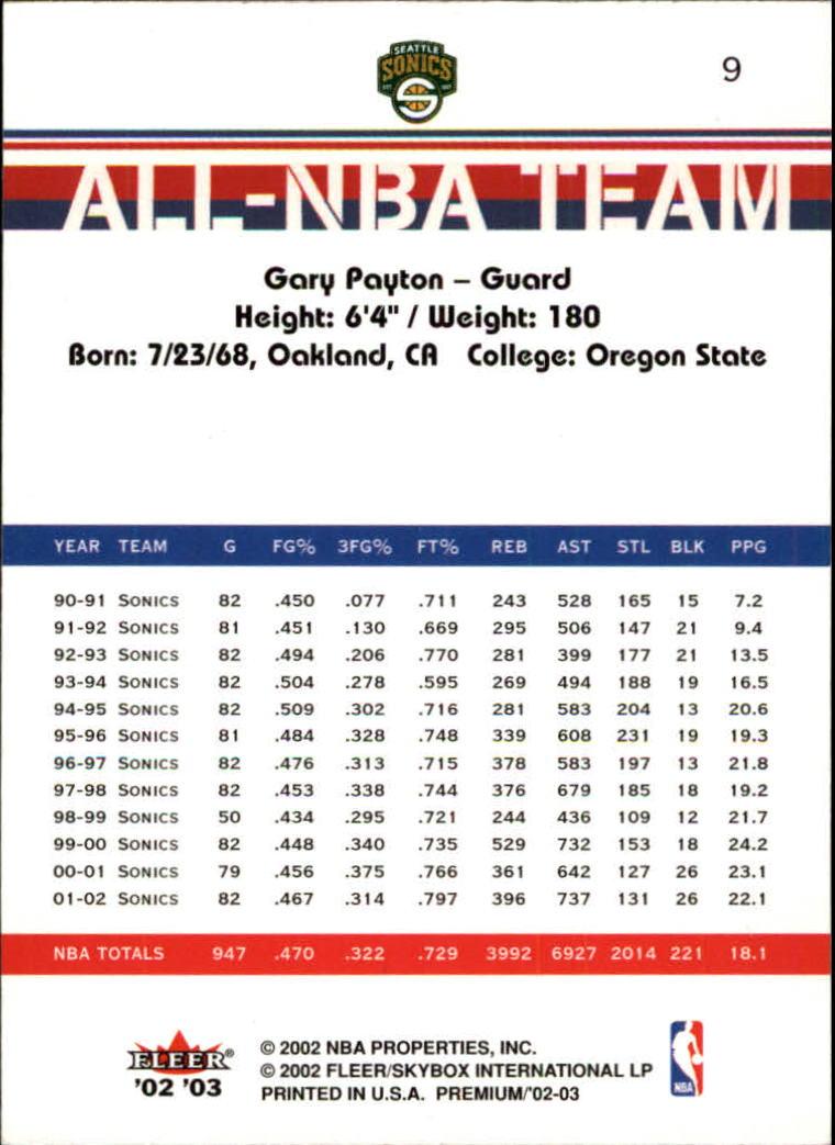 2002-03-Fleer-Premium-Basketball-Cards-Pick-From-List thumbnail 13