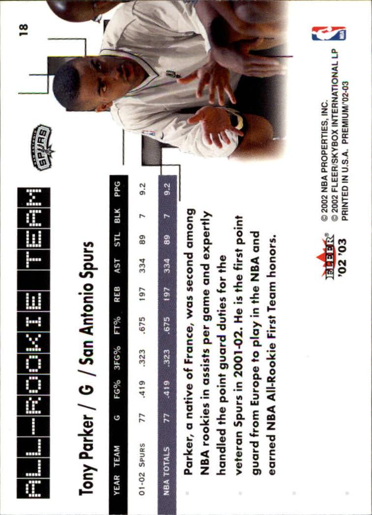 2002-03-Fleer-Premium-Basketball-Cards-Pick-From-List thumbnail 29