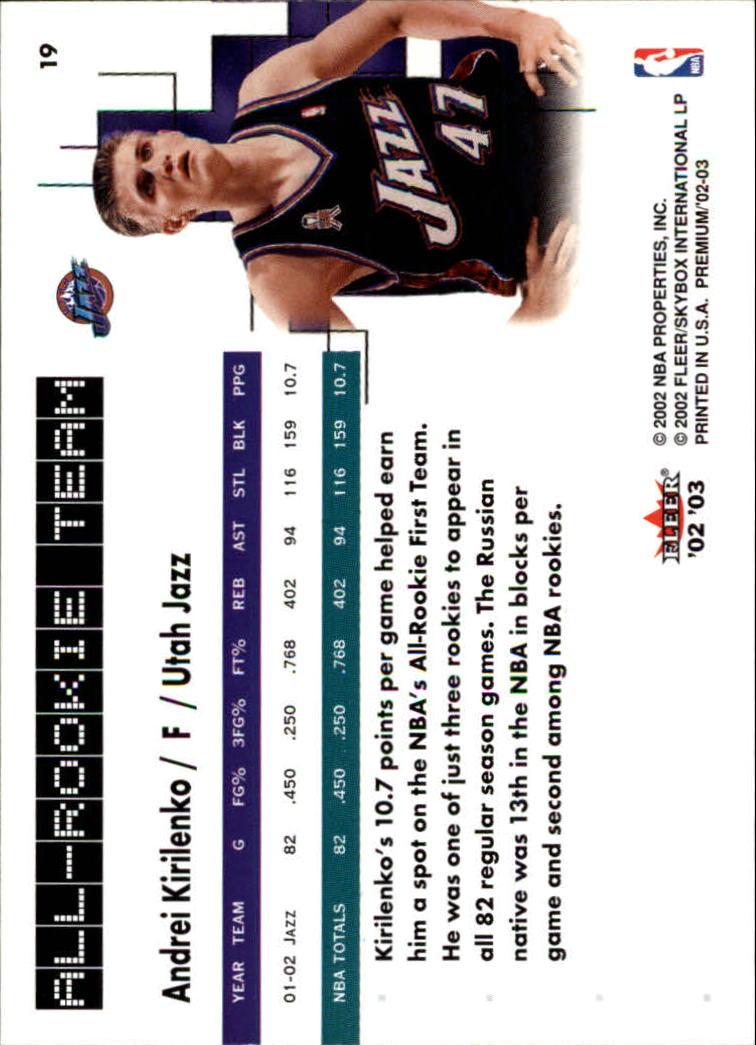 2002-03-Fleer-Premium-Basketball-Cards-Pick-From-List thumbnail 31