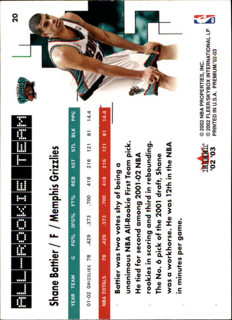 2002-03-Fleer-Premium-Basketball-Cards-Pick-From-List thumbnail 33