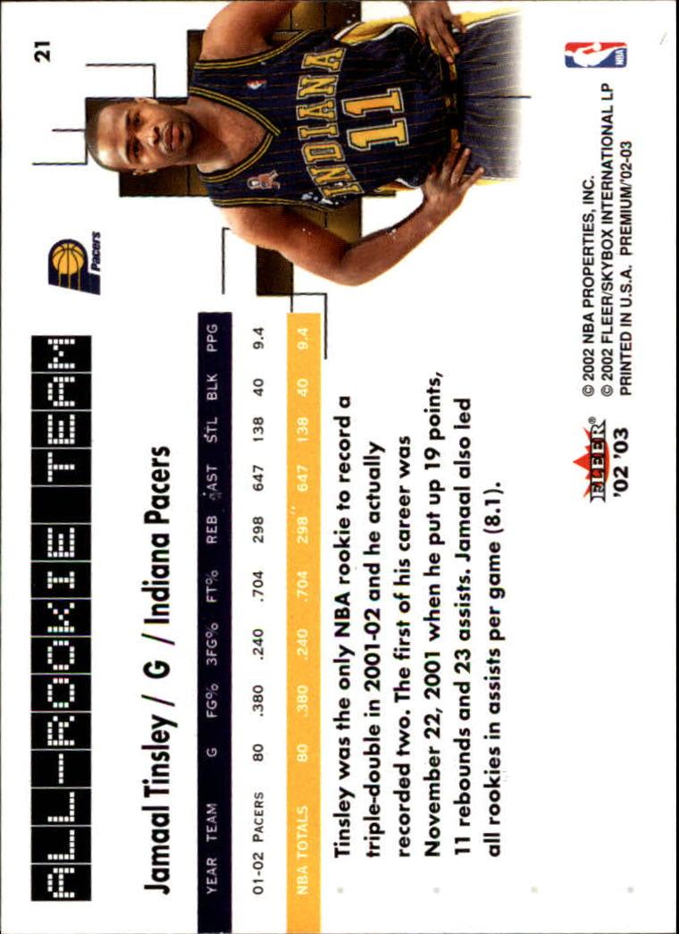 2002-03-Fleer-Premium-Basketball-Cards-Pick-From-List thumbnail 35