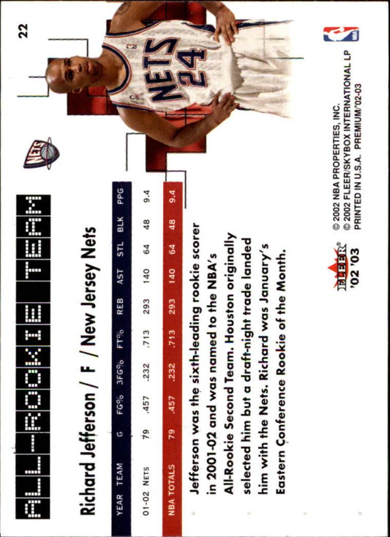 2002-03-Fleer-Premium-Basketball-Cards-Pick-From-List thumbnail 37
