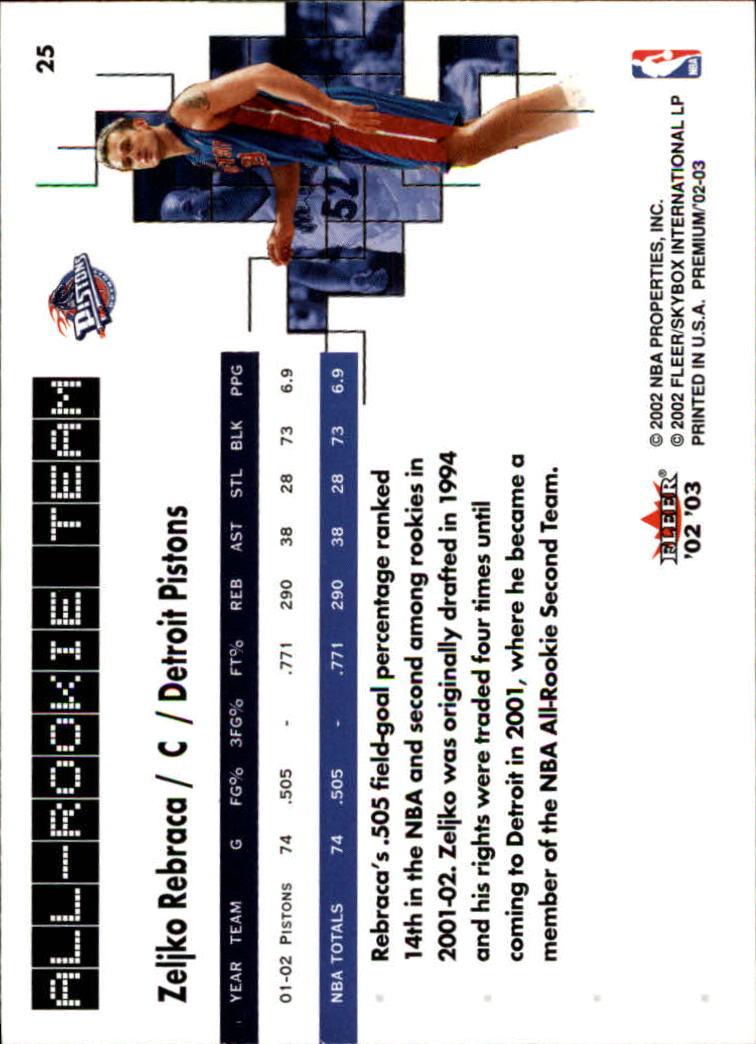 2002-03-Fleer-Premium-Basketball-Cards-Pick-From-List thumbnail 41