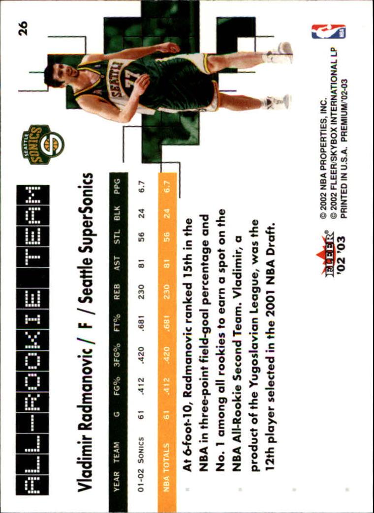 2002-03-Fleer-Premium-Basketball-Cards-Pick-From-List thumbnail 43