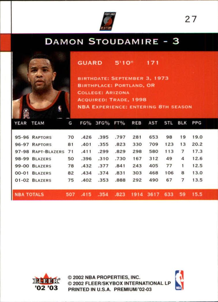 2002-03-Fleer-Premium-Basketball-Cards-Pick-From-List thumbnail 45