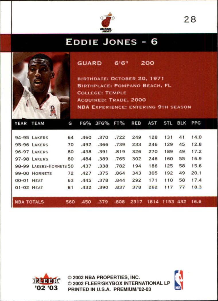 2002-03-Fleer-Premium-Basketball-Cards-Pick-From-List thumbnail 47