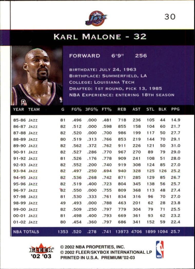 2002-03-Fleer-Premium-Basketball-Cards-Pick-From-List thumbnail 51