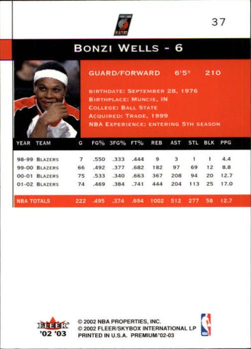 2002-03-Fleer-Premium-Basketball-Cards-Pick-From-List thumbnail 63