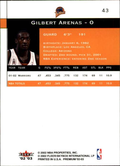 2002-03-Fleer-Premium-Basketball-Cards-Pick-From-List thumbnail 75