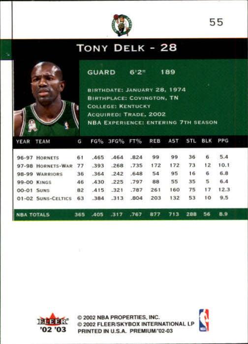 2002-03-Fleer-Premium-Basketball-Cards-Pick-From-List thumbnail 99