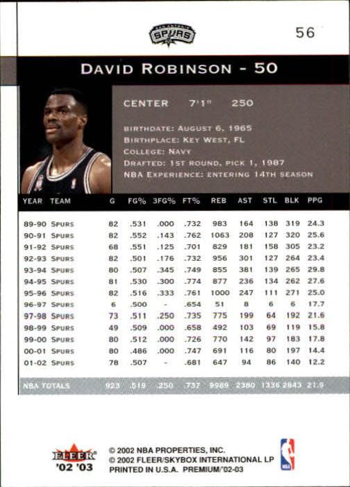 2002-03-Fleer-Premium-Basketball-Cards-Pick-From-List thumbnail 101