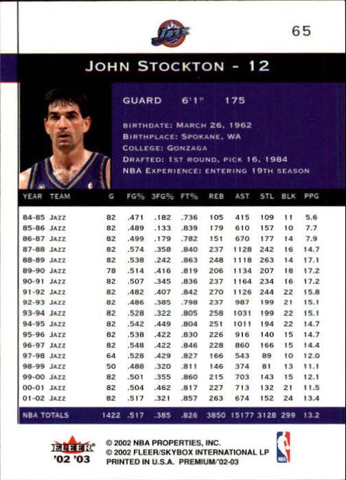 2002-03-Fleer-Premium-Basketball-Cards-Pick-From-List thumbnail 119