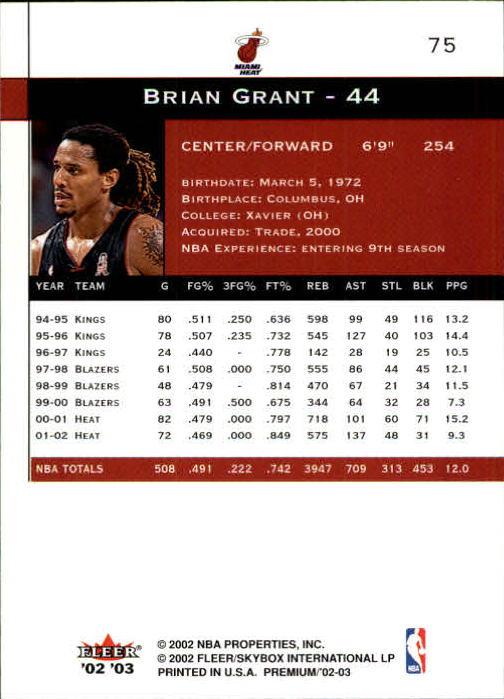 2002-03-Fleer-Premium-Basketball-Cards-Pick-From-List thumbnail 135