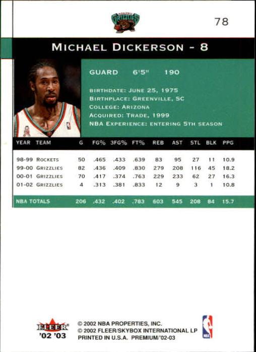 2002-03-Fleer-Premium-Basketball-Cards-Pick-From-List thumbnail 139