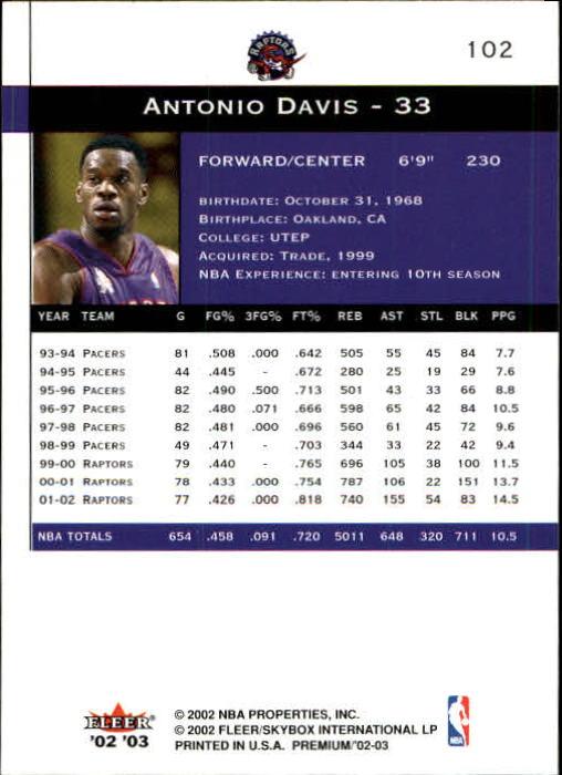 2002-03-Fleer-Premium-Basketball-Cards-Pick-From-List thumbnail 179