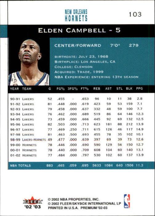 2002-03-Fleer-Premium-Basketball-Cards-Pick-From-List thumbnail 181
