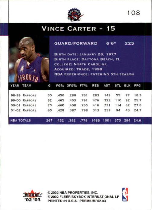 2002-03-Fleer-Premium-Basketball-Cards-Pick-From-List thumbnail 189