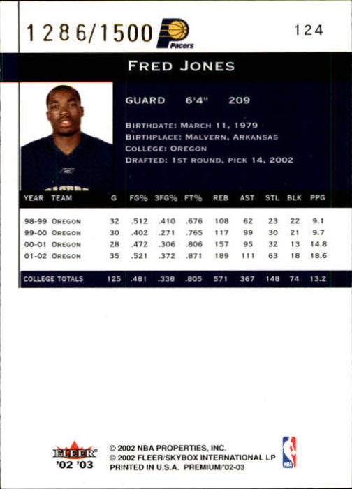 2002-03-Fleer-Premium-Basketball-Cards-Pick-From-List thumbnail 197