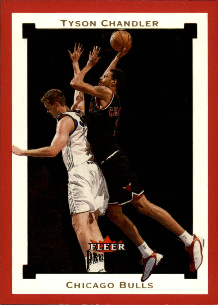 2002-03 Fleer Premium Star Rubies #29 Tyson Chandler