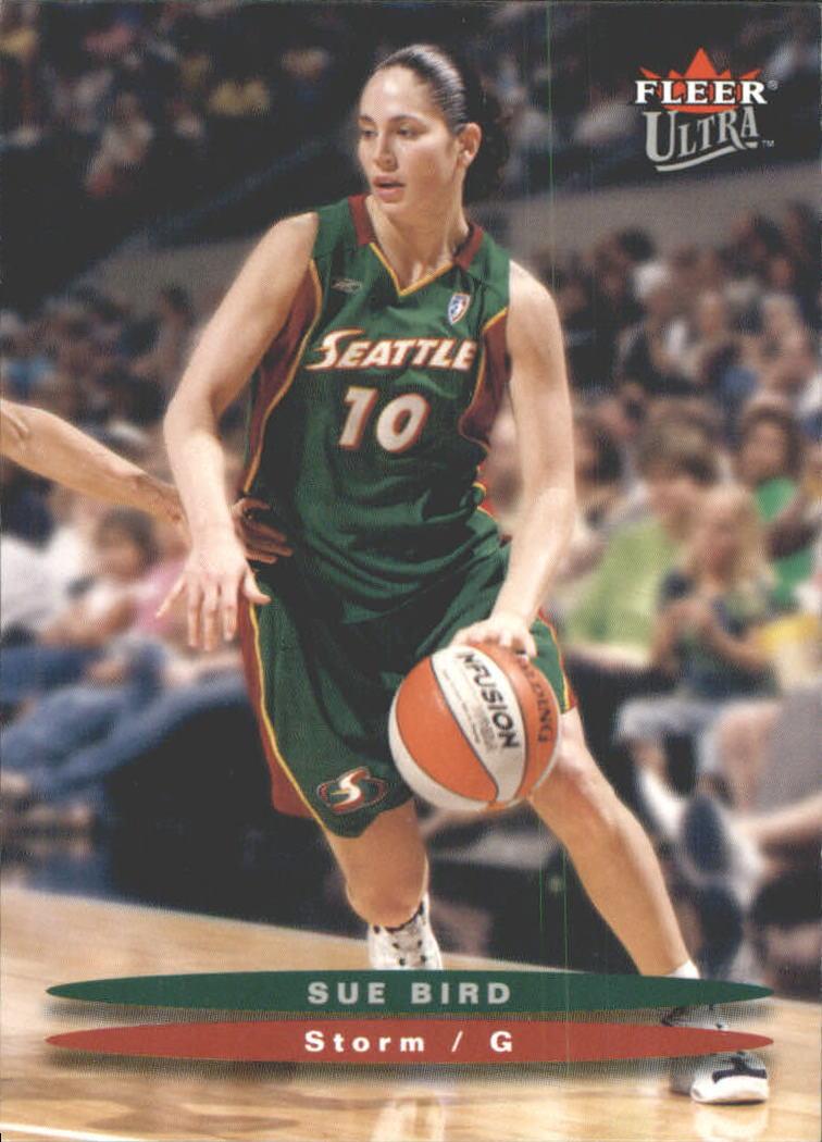2003 Ultra WNBA #1 Sue Bird