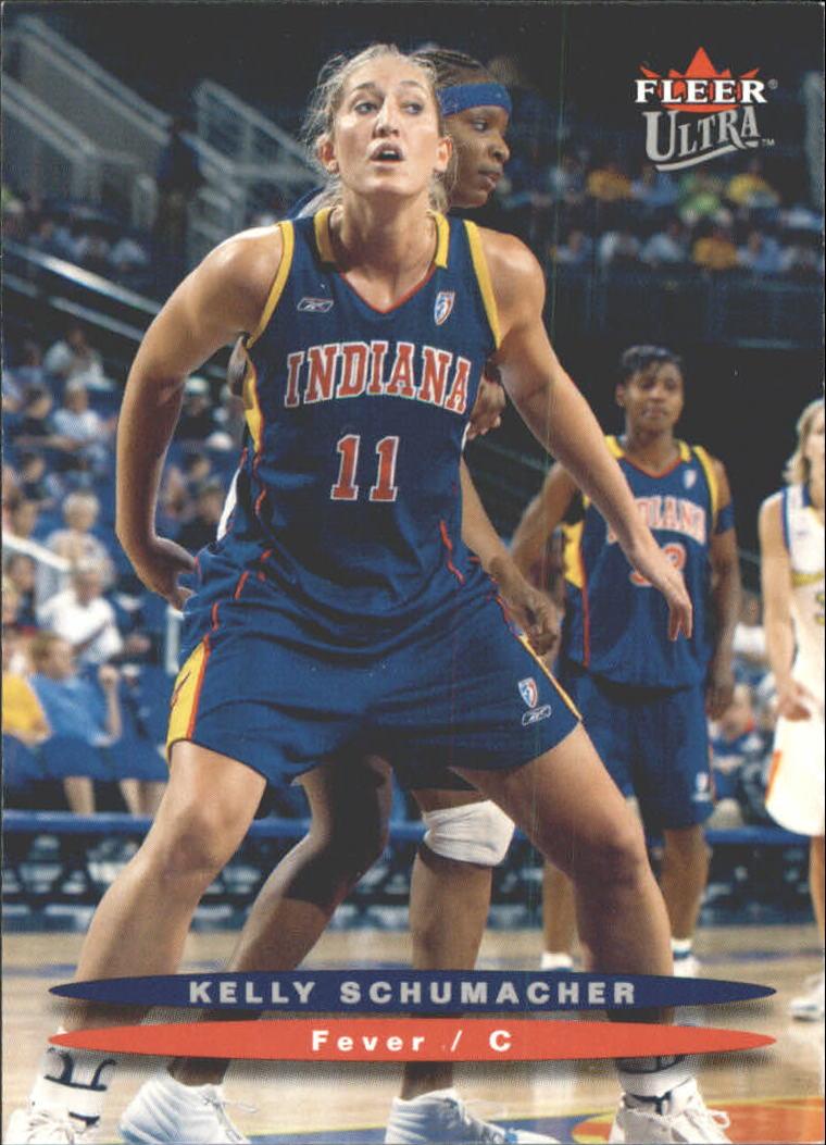 2003 Ultra WNBA #2 Kelly Schumacher