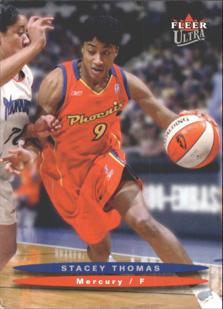 2003 Ultra WNBA #5 Stacey Thomas
