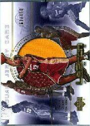 2003 Upper Deck Employee LeBron James #LBEC LeBron James JSY/450