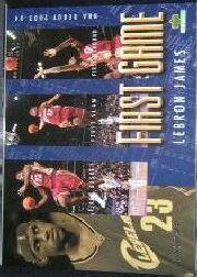 2003 UDA LeBron James #NNO LeBron James/ROM AU/23