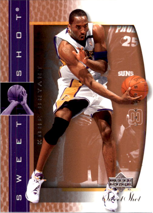 2003-04 Sweet Shot #34 Kobe Bryant
