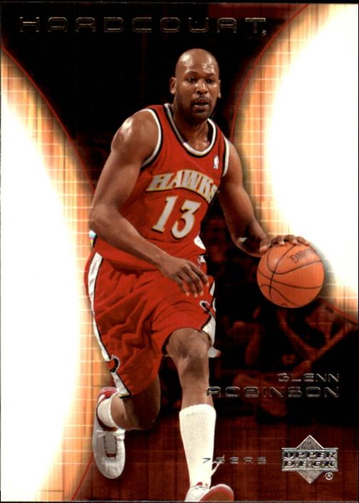 2003-04 Upper Deck Hardcourt #3 Glenn Robinson