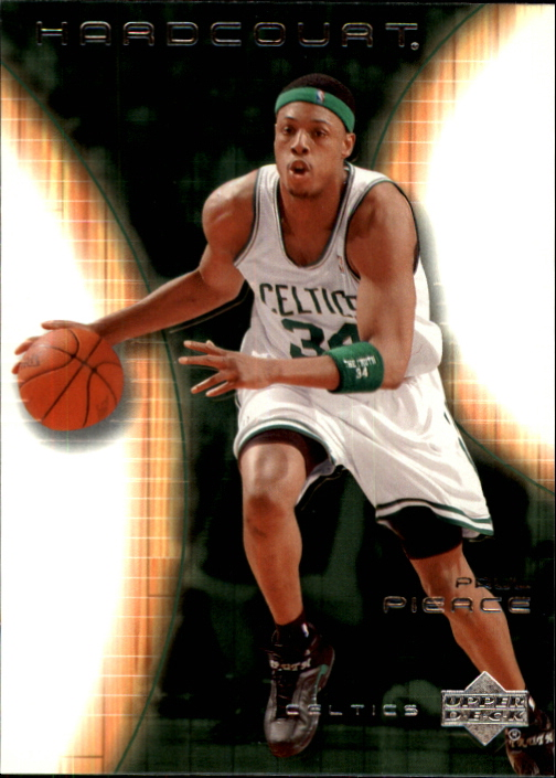 2003-04 Upper Deck Hardcourt #4 Paul Pierce