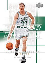 2003-04 Ultimate Collection #7 Larry Bird
