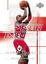2003-04 Ultimate Collection #10 Michael Jordan